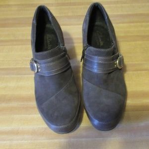 Clarks Bendables Ankle Boots Size 7 M